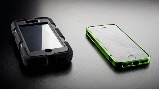 AL13 v2 Zero Signal Loss Aluminum Bumper for iPhone
