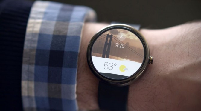 Android Wear For Wearables