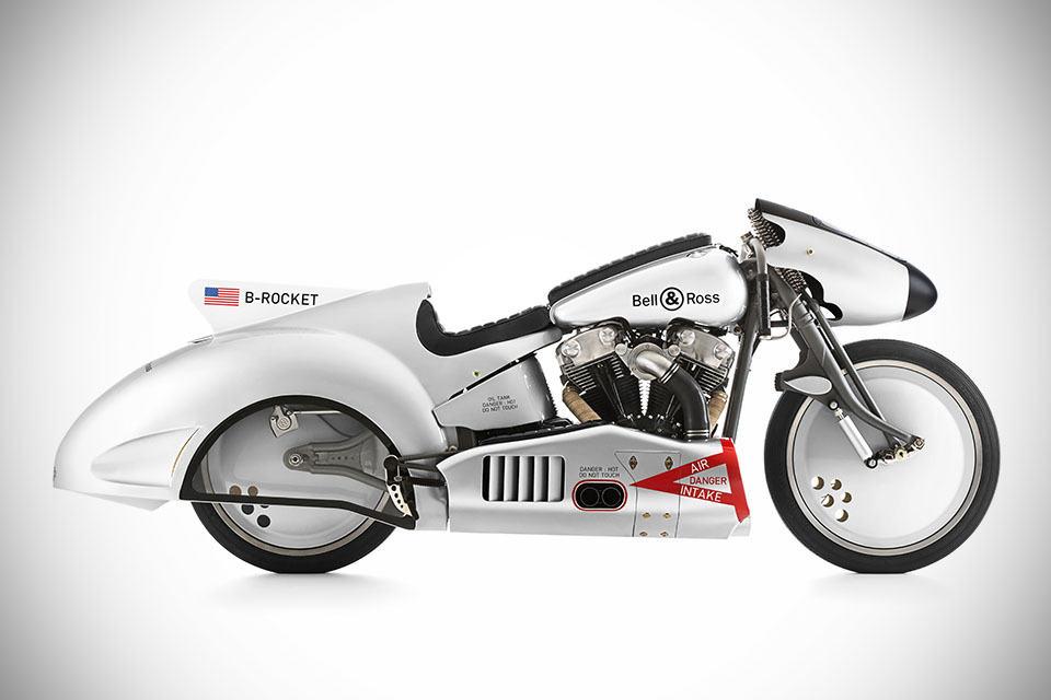 Bell Ross B Rocket Concept Bike Mikeshouts