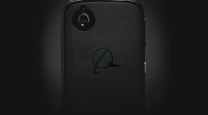 Boeing Black Phone
