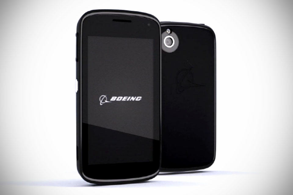 Boeing Black Phone Mikeshouts
