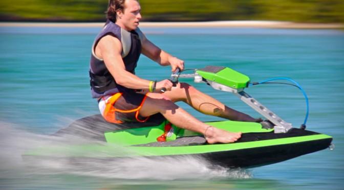 BomBoard Modular Jet Ski