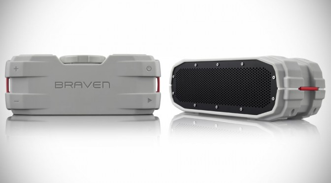Braven BRV-X Rugged TrueWireless Outdoor Speaker