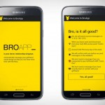 BroApp – Clever Relationship Wingman