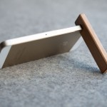 COBURN Jr. Minimalist Wood iPhone Stand