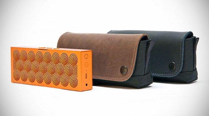 CitySlicker Mini JAMBOX Speaker Case