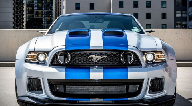 Custom 2014 Ford Quot Need For Speed Quot Mustang Gt Mikeshouts