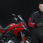Ducati Multistrada D-Air Wireless Airbag System