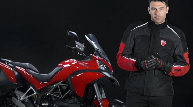 Ducati Multistrada D-Air Wireless Airbag System