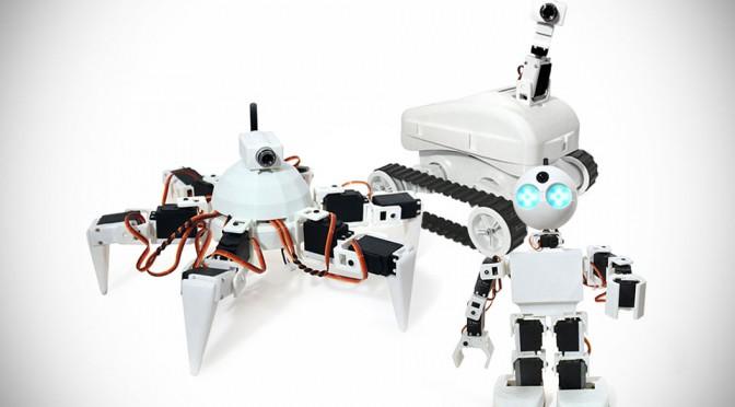 EZ Robot Revolution Kits