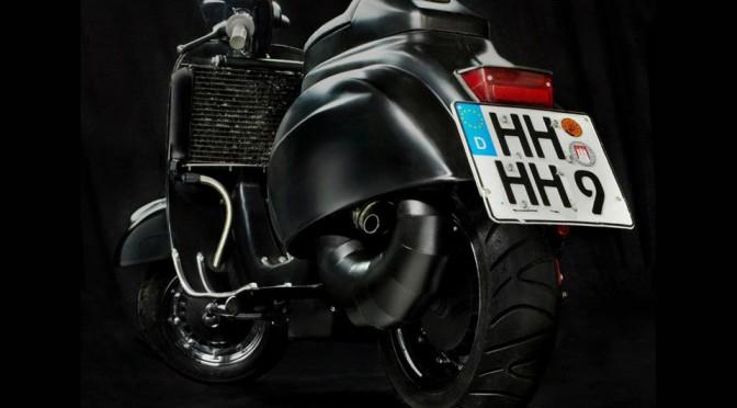 38HP Expresso Racer Vespa