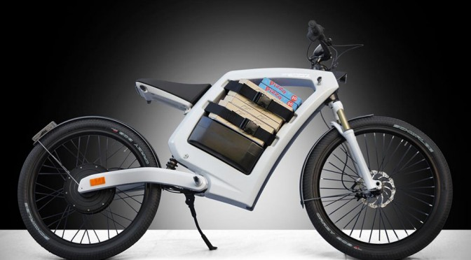 Feddz Electric Cargo Bike