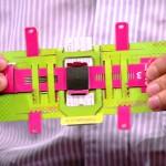 Foldscope: Origami-based Folding Microscope