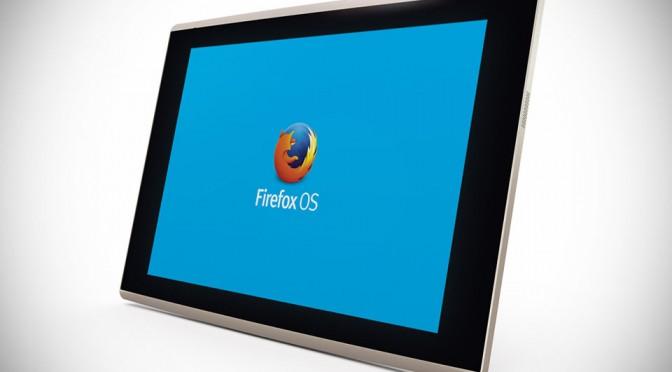 Foxconn InFocus Firefox Tablets