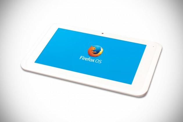 VIA Vixen Firefox Tablets