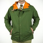 Freeman x Ball and Buck Premium Rain Jacket