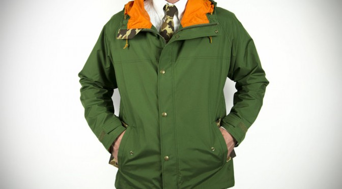 Freeman x Ball and Buck Premium Rain Jacket