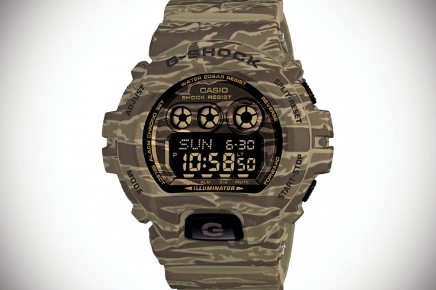 G-SHOCK GD-X6900CM-5 Camo XL Watch