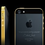 Gold-plated Limited Edition iPhone 5s