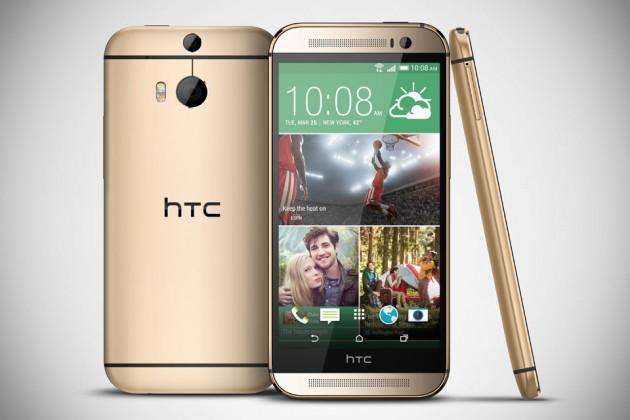 HTC One (M8) Smartphone