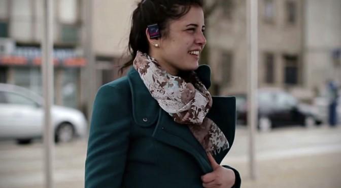 HeadWatch - Smartwatch and Headset Hybrid