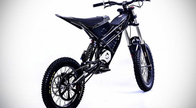 KUBERG Free-Rider Electric Motorcycles