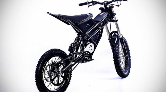 KUBERG Free-Rider Electric Motorcycles
