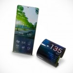 Kyocera Flexible Phone Concept