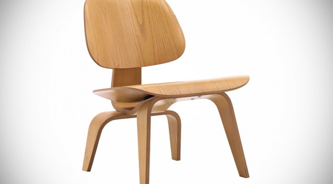 LCW Chair by Charles Eames