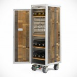 La Barrique – Airplane Trolley Turn Wine/Whiskey Bar