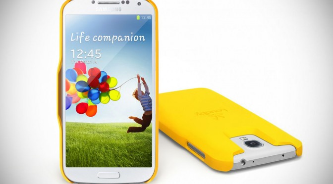 LoudBy SoundCase For Samsung GALAXY S4