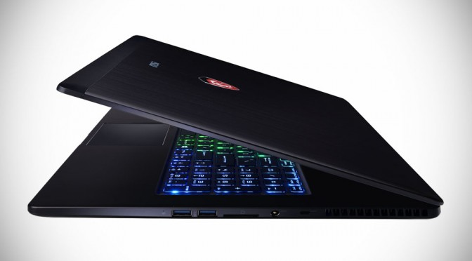 MSI GGS60 Ghost and GS70 Stealth Gaming Laptops