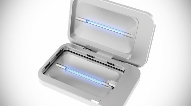 PhoneSoap Sanitizing Smartphone Charger