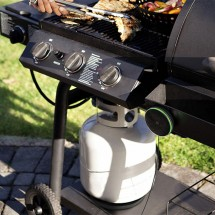 Refuel Keeps Your Propane Tank Level In Check