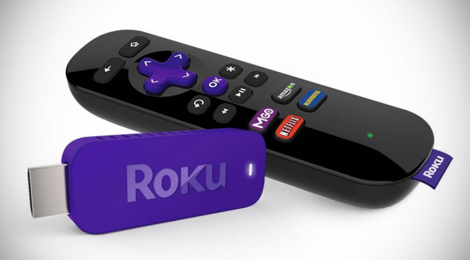 Roku Streaming Stick (HDMI Version)