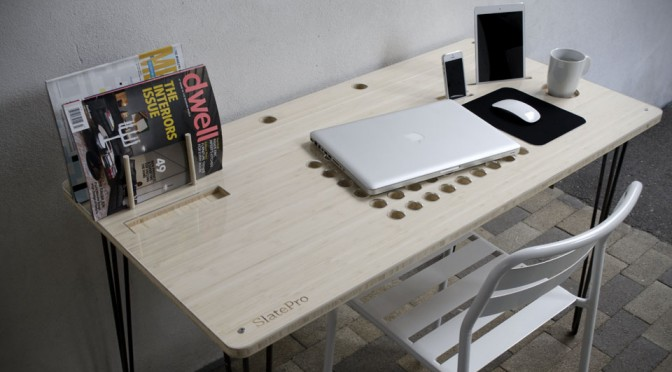 SlatePro: Desk For Techies