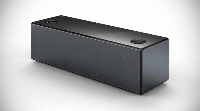 Sony SRS-X9 Hi-Res Bluetooth Speaker