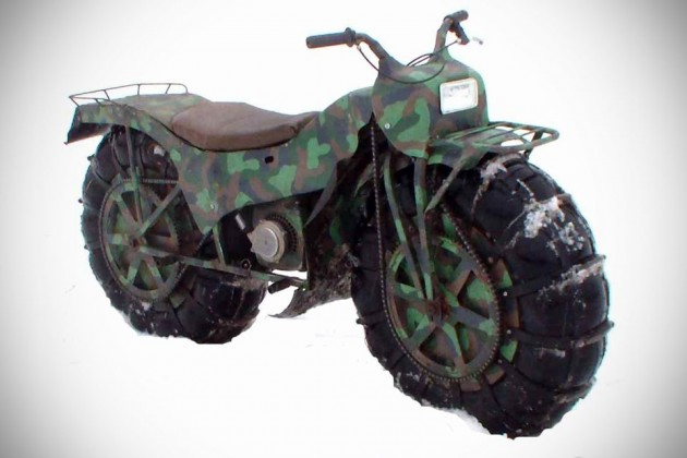 Taurus 2x2 All-Terrain Motorcycle - model 2
