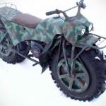 Taurus 2×2 All-Terrain Motorcycle