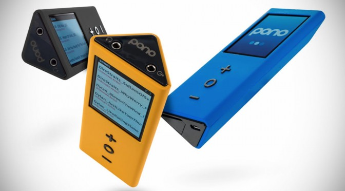 The PonoPlayer by Neil Young's PonoMusic