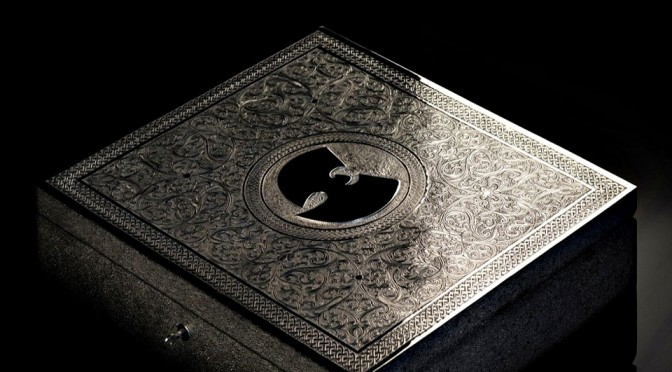 "Wu-Tang Clan's One-Of-One Copy Of ""Once Upon A Time in Shaolin"" Album Sold For Over $5M"