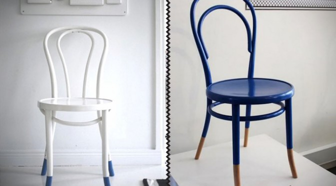 Thonet Chairs - No. 14 and No. 18