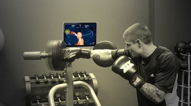 Virtual KnockOut Boxing Trainer