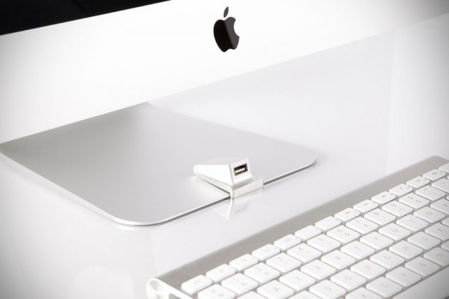 iMacompanion Brings USB Port To The Front