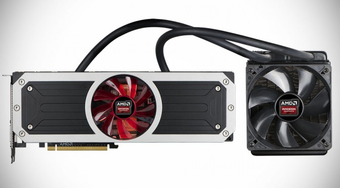 AMD Radeon R9 295X2 Graphics Card