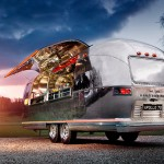 Apollo 70 Airstream Land Yacht Mobile Bar