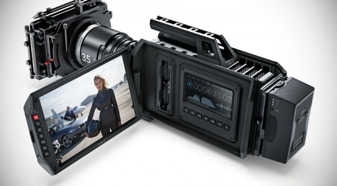 Blackmagic URSA 4K Digital Film Camera