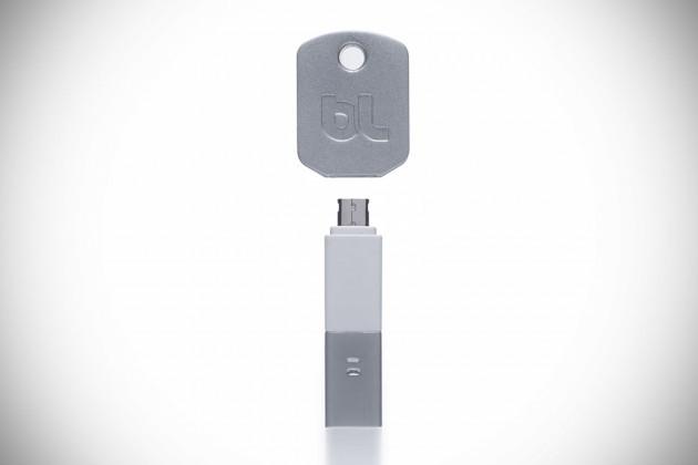 Bluelounge Kii Micro USB Sync Cable