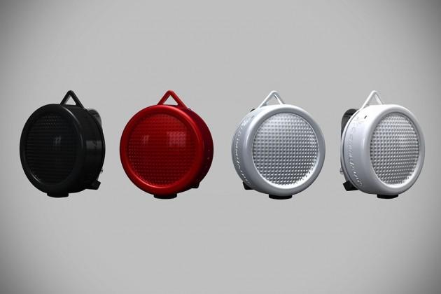 CommBadge Star Trek-inspired Wearable Communicator