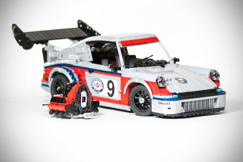 lego sports car instructions